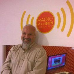 Eugenio Finardi @ Radio M**Bun